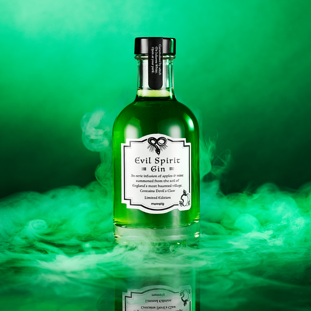 Alcohol Gifts - SOLD OUT Exclusive Evil Spirit Gin - Image 1