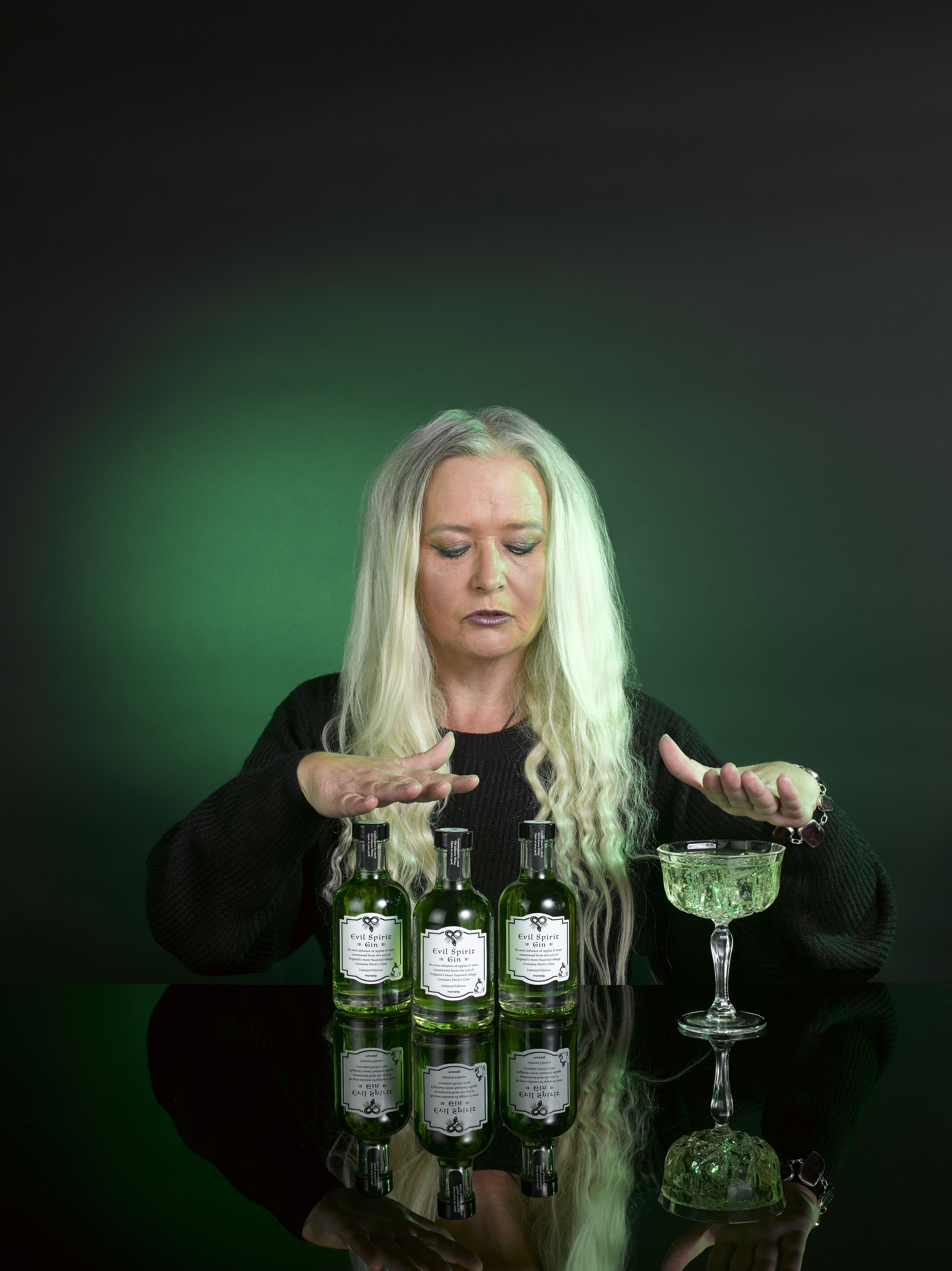 Alcohol Gifts - SOLD OUT Exclusive Evil Spirit Gin - Image 2