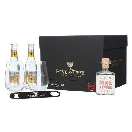 Alcohol Gifts - Fever Tree Craft Gin Experience  - Image 1