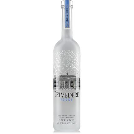 Alcohol Gifts - Belvedere Pure Vodka Gift Box - Image 1
