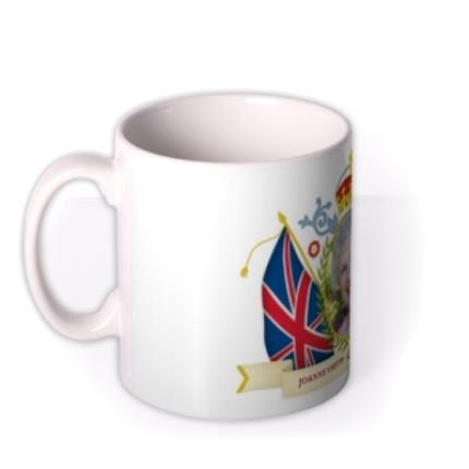 Mugs - Queen for the Day Photo Upload Mug - Image 1