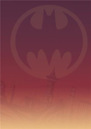 Greeting Cards - Batman To My Son Personalised Birthday Card - Image 3