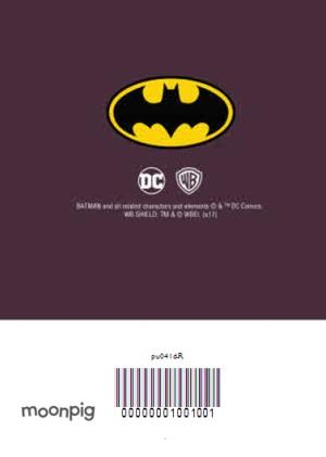 Greeting Cards - Batman To My Son Personalised Birthday Card - Image 4