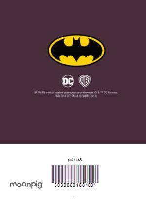 Greeting Cards - Batman Photo Upload Birthday Card - Image 4