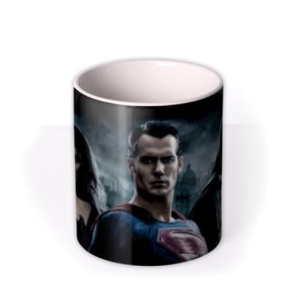 Mugs - Batman Vs Superman Trio Personalised Mug - Image 3