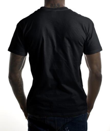 T-Shirts - Batman Justice Photo Upload T-Shirt - Image 3