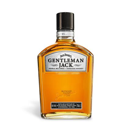 Alcohol Gifts - Jack Daniels 'Gentleman Jack' Whisky 70cl - Image 1