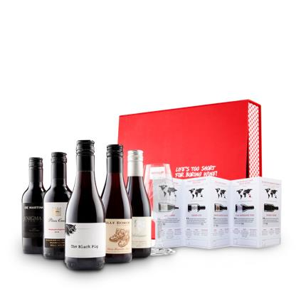 Alcohol Gifts - Virgin Wines Red Wine Tasting - Image 1