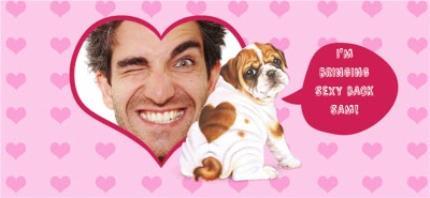Mugs - Valentine's Day Sexy Back Photo Upload Mug - Image 4