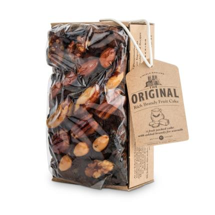 Food Gifts - The Original Cake Co Brandy Rich Fruit Cake - WAS £8 NOW £4 - Image 2