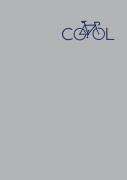 T-Shirts - Navy Bicycle In Cool Text Printed T-Shirt - Image 4