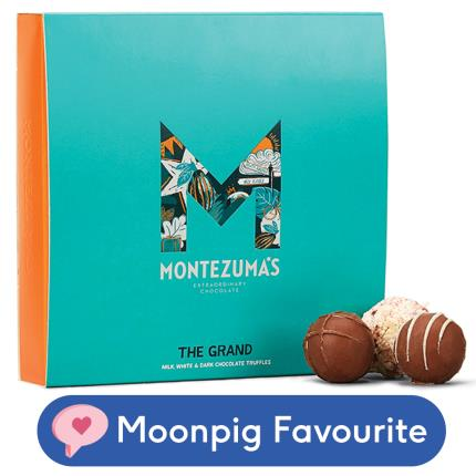 Food Gifts - Montezuma Grand Truffle Collection - Image 1