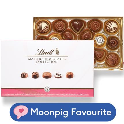 Food Gifts - Lindt Master Chocolatier Collection - Image 1
