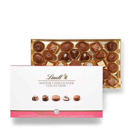 Food Gifts - Lindt Master Chocolatier Collection 305g - Image 1