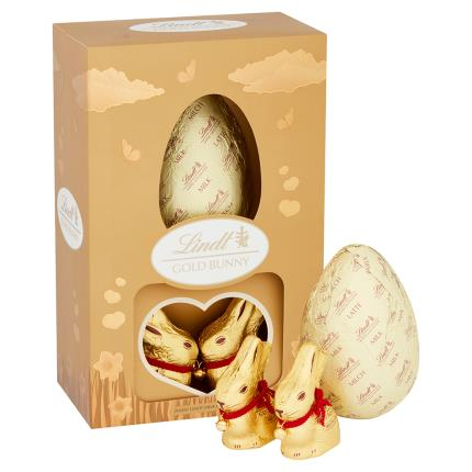 Food Gifts - Lindt Easter Bunny - Image 1