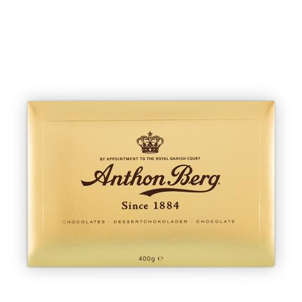 Food Gifts - Anthon Berg Gold Chocolate Collection 400g - Image 1