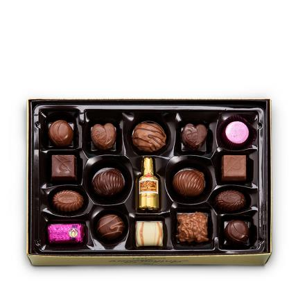 Food Gifts - Anthon Berg Gold Chocolate Collection 400g - Image 2