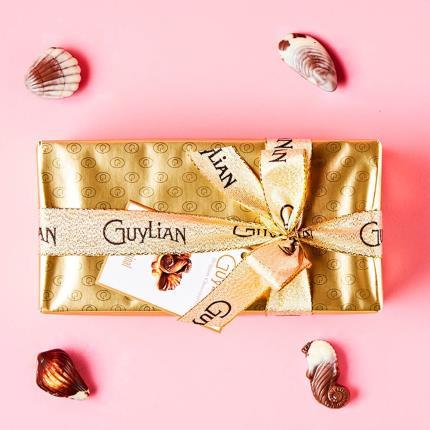 Food Gifts - Guylian Wrapped Ballotin 250g - Image 1