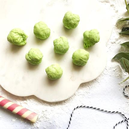 Food Gifts - Chocolate Brussel Sprouts - EXCLUSIVE - Image 2