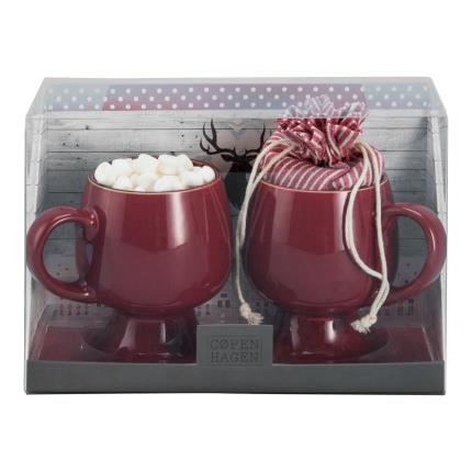 Food Gifts - Hot Chocolate for Two - Image 1