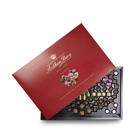 Food Gifts - Anthon Berg Diplomat Box 1KG - Image 1