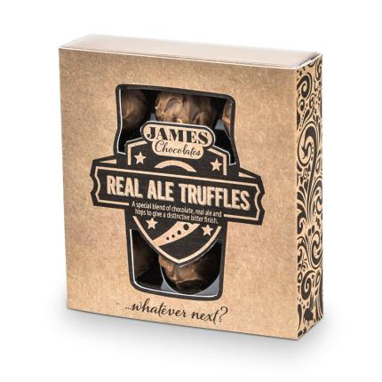 Food Gifts - Real Ale Truffles - Image 1