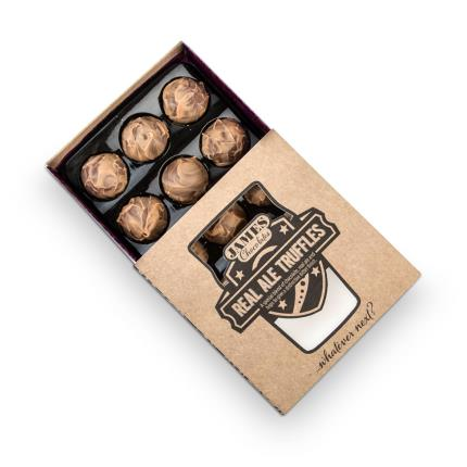 Food Gifts - Real Ale Truffles - Image 2