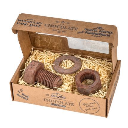 The Amazing Chocolate Workshop Large Nut Bolt Washer