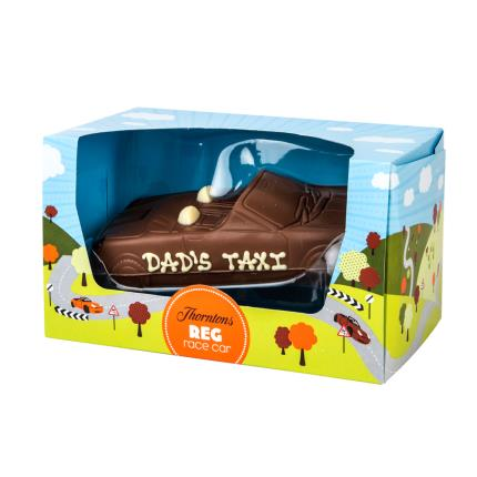 Food Gifts - Thorntons Milk Chocolate Dads Taxi  - Image 1