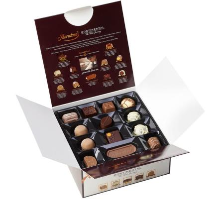 Food Gifts - Thorntons Large Continental Chocolate Box 432g - Image 2