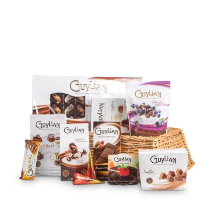 Food Gifts - Guylian Assortment Basket WAS £60 NOW £45 - Image 2