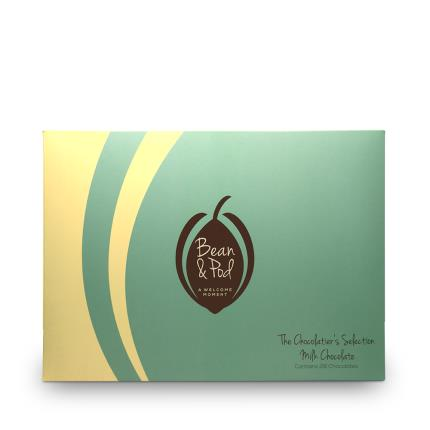 Food Gifts - Bean & Pod Milk Chocolate Selection - Image 2