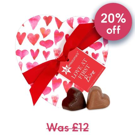 Food Gifts - Love at First Bite Chocolate Truffle Collection - Image 1