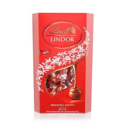 lindt chocolate fair trade