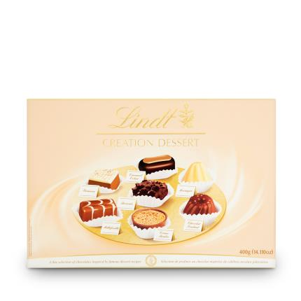 Food Gifts - Lindt Creation Dessert Chocolate Box - Image 3