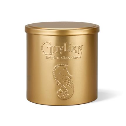 Food Gifts - Guylian Temptations Assorted Chocolates Gold Gift Tin - Image 2