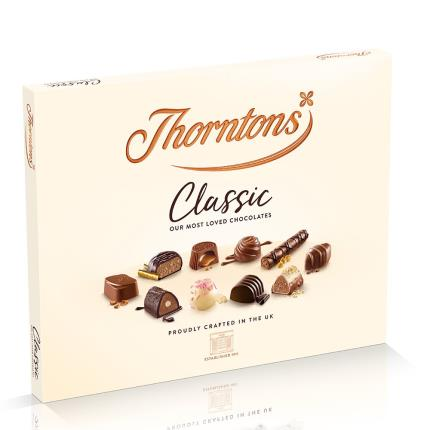 Food Gifts - Thorntons Classic Collection (449g) - Image 1