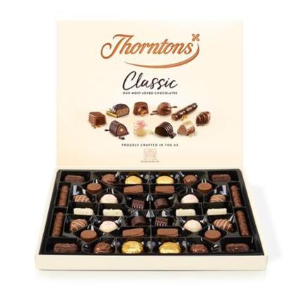 Food Gifts - Thorntons Classic Collection (449g) - Image 2