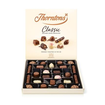 Food Gifts - Thorntons Classic Collection Box In Birthday Sleeve (262g) - Image 2