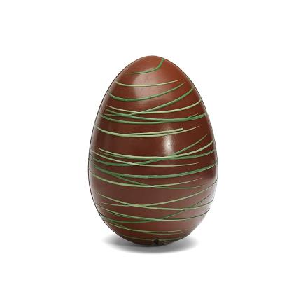 Food Gifts - Treat Kitchen's Milk Chocolate Gin & Tonic Flavour Easter Egg - Image 2