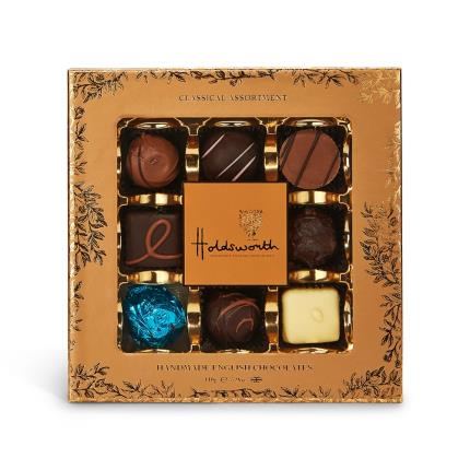 Food Gifts - Holdsworth 'Congratulations' Assorted Chocolates - Image 2