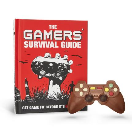 Food Gifts - Chocolate Controller and Gamers Survival Guide - Image 4