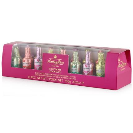 Food Gifts - Anthon Berg 16pc Chocolate Cocktails - Image 1