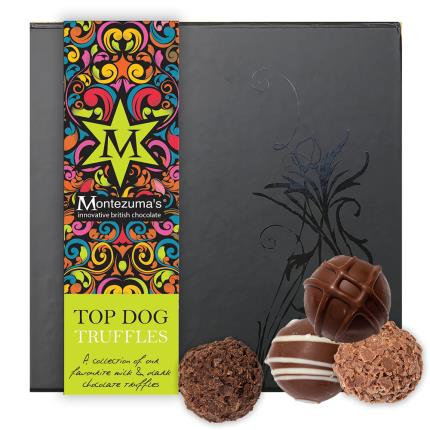 Food Gifts - Montezuma Top Dog Chocolate Truffle Collection - Image 1
