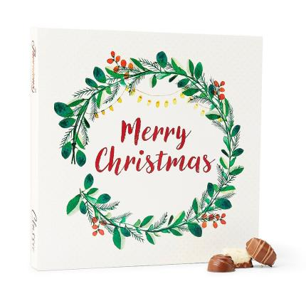 Food Gifts - Thorntons Classics Merry Christmas Chocolate Box - Image 3