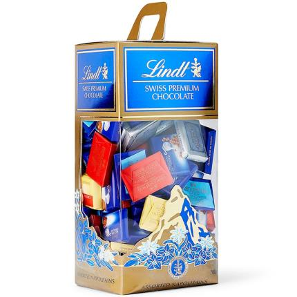 Food Gifts - Lindt Chocolate Napolitains Gift Box - Image 1