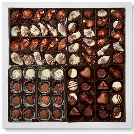 Food Gifts - Guylian Belgian Classics Gift Box 860G - Image 2