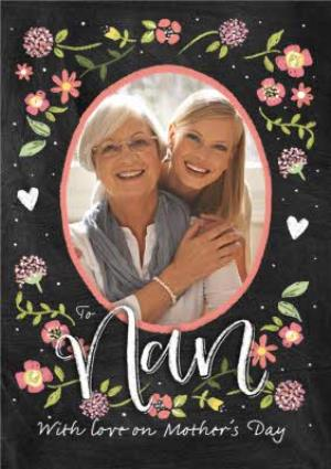Greeting Cards - Mother's Day Card - Nan Photo Upload Card - Image 1