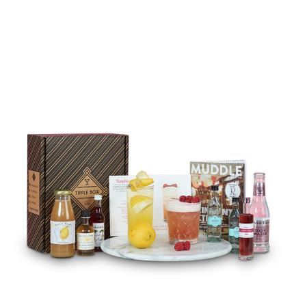 Alcohol Gifts - Tipple Box Classic Gin Fizz - Image 1