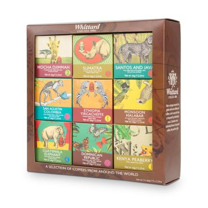 Food Gifts - Whittards Coffees of the World - Image 1